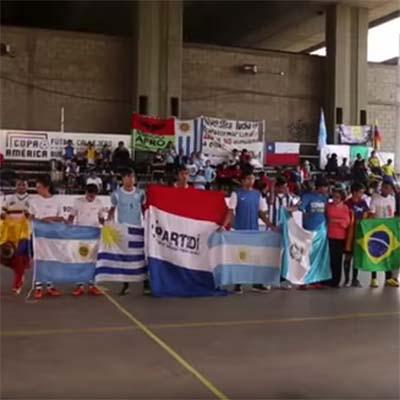 Copa América de Fútbol Callejero – Buenos Aires 2015