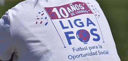 10 años de Liga FOS